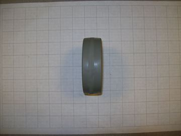 "Picture of 4"" non-marking wheel"